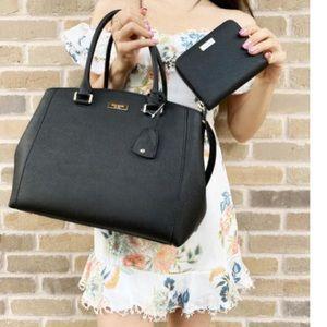 Kate Spade Tilden Place Sloan Bag & Darci Wallet